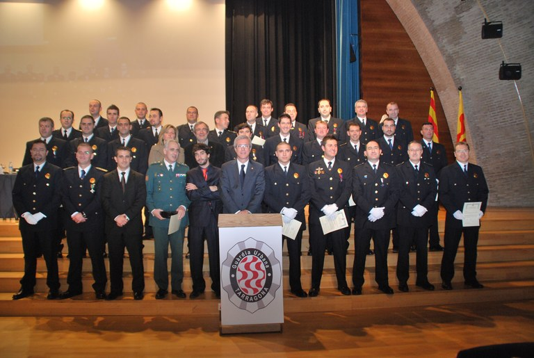 La Guàrdia Urbana commemora els 152 anys de la seva creació amb un acte obert a tota la ciutadania