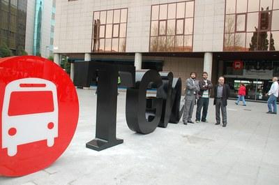 L'estació d'autobusos estrena nova senyalització