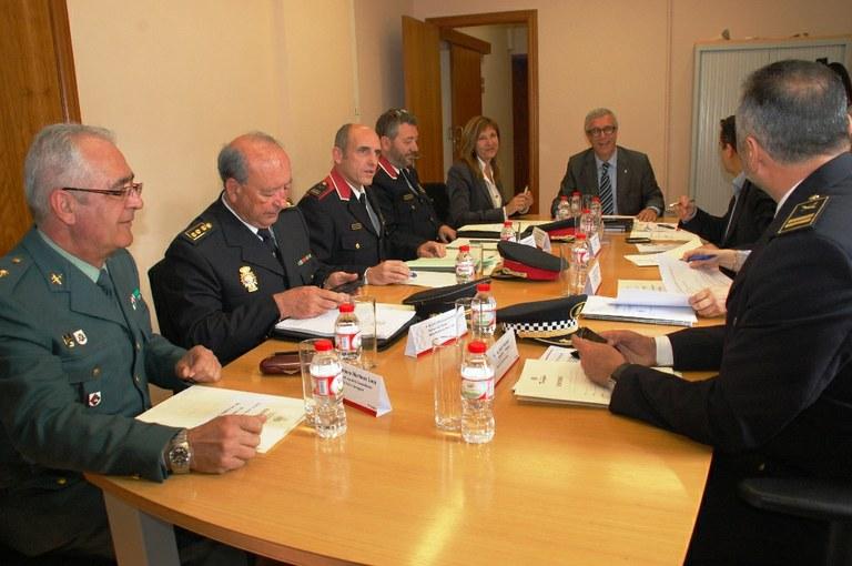 Els fets delictius han disminuït un 4% a Tarragona