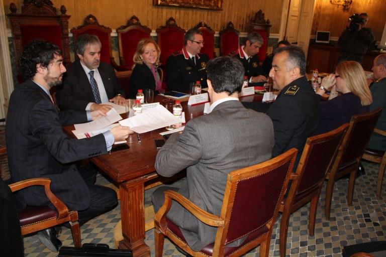 Els fets delicitius a Tarragona es redueixen en un 3,1%