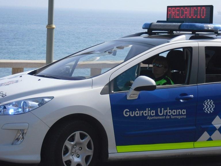 En marxa la campanya de seguretat de Nadal de la Guàrdia Urbana