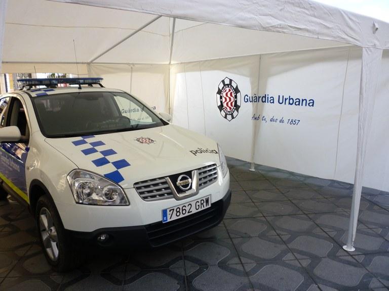 Detingut per tenir una ordre de crida i cerca del Jutjat de Tarragona