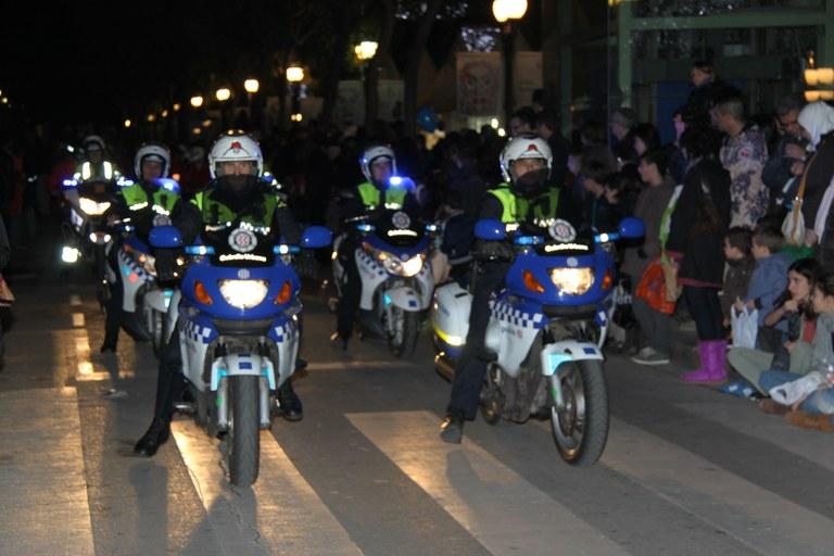 Dissabte es posa en marxa la campanya de seguretat de Nadal de la Guàrdia Urbana