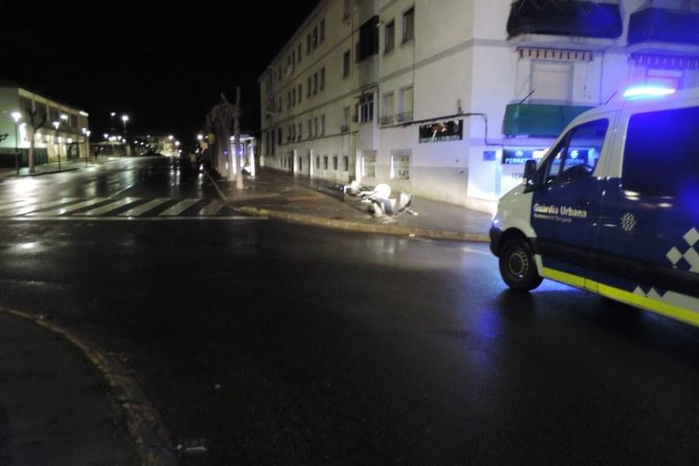 Control de l'oci nocturn amb resultat de 17 persones identificades i 9 denúncies obertes