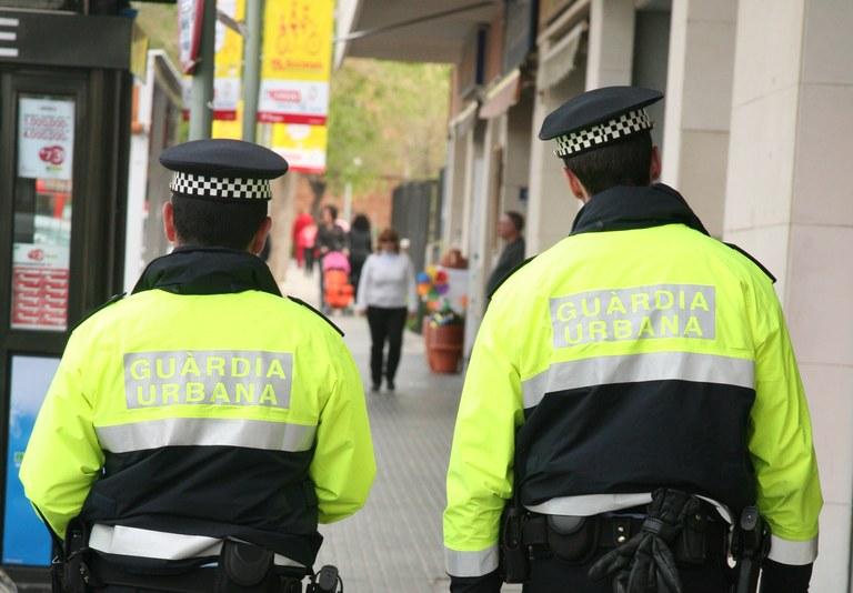 Detingut per un presumpte delicte de falsedat de moneda i timbre