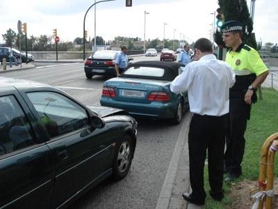 Diligències per un delicte contra la seguretat vial