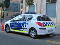 Diverses persones detingudes per comportament violent i per intent de robatori