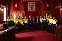 Tarragona incorpora 11 nous agents al seu cos de la Guàrdia Urbana
