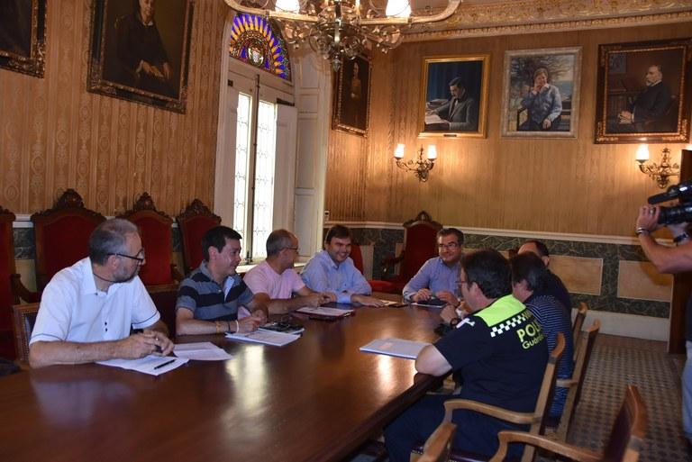 L'Ajuntament de Tarragona treballa amb un protocol d'actuació davant una onada de calor