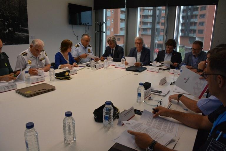 Un Pla Director de Seguretat garantirà el bon funcionament i la mobilitat dels XVIII Jocs Mediterranis Tarragona 2018