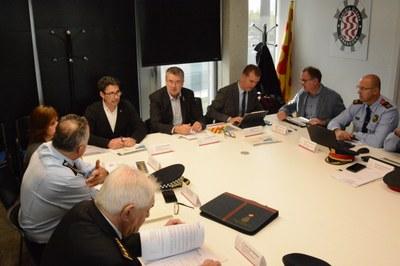 Els fets delictius es redueixen a la ciutat de Tarragona un 6% respecte l'any anterior