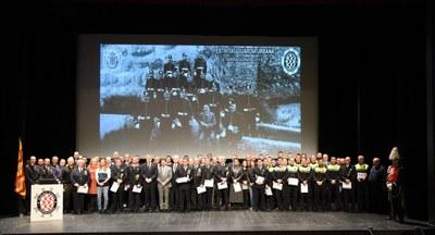 L'alcalde Ricomà destaca la proximitat de la Guàrdia Urbana i la coordinació amb els altres cossos policials