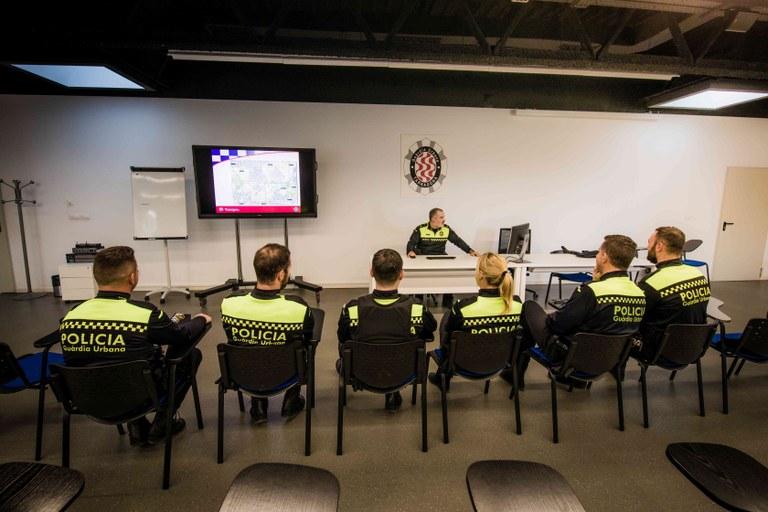 La Guàrdia Urbana ha posat 211 denúncies durant els darrers sis dies per incomplir el confinament