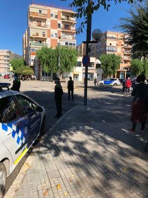 La Guàrdia Urbana i els Mossos d'Esquadra han interposat 42 denúncies la primera setmana del dispositiu Pondus