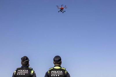 La Guàrdia Urbana de Tarragona crea una unitat de drons