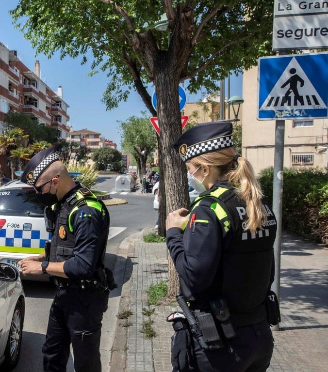 La Guàrdia Urbana Intensifica la vigilància els caps de setmana per prevenir botellots