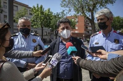 La policia de Tarragona, més a prop dels veïns gràcies al Nou Pla de Seguretat Integral