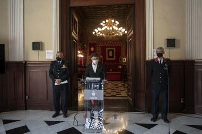 L'Ajuntament de Tarragona implantarà un nou Pla de Seguretat Integral que potenciarà la policia de proximitat