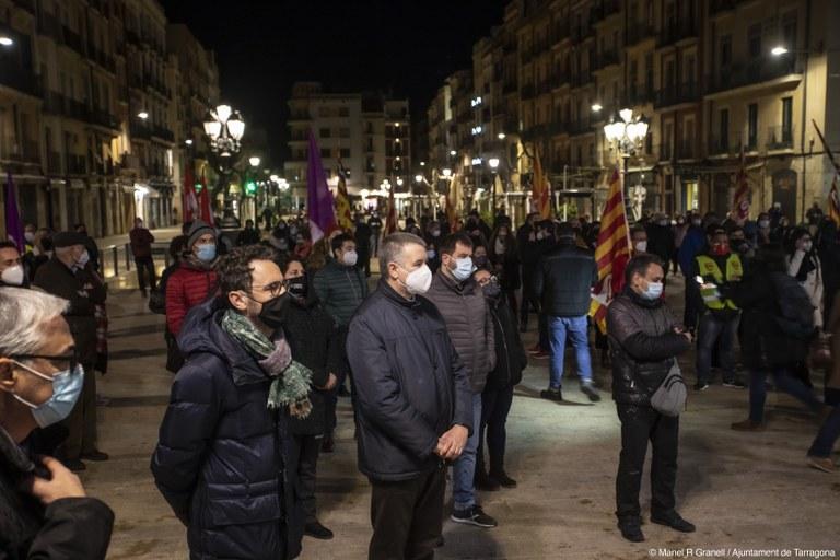 """L'alcalde Ricomà: """"Un accident com el d'Iqoxe no ha de tornar a passar mai més"""""""