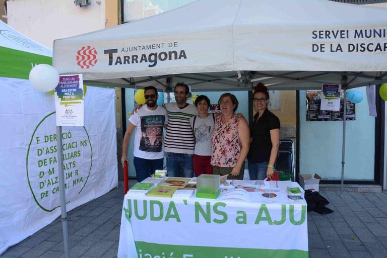 Avui es presenta l'Associació de familiars de malalts d'Alzheimer de Tarragona