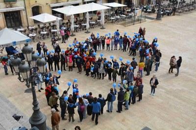 Avui se celebra el Dia Mundial de l'Autisme