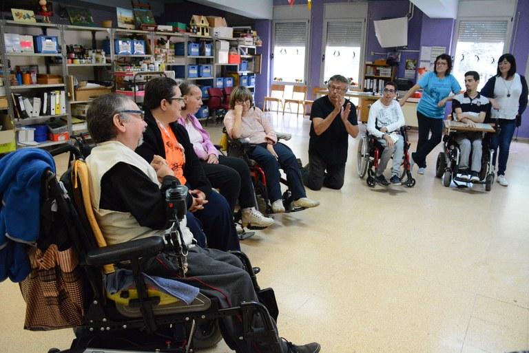 El Festival de les Arts Escèniques des de la Discapacitat ja està en marxa