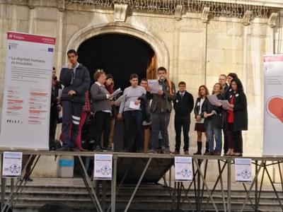 Tarragona celebra el Dia Internacional de la Discapacitat