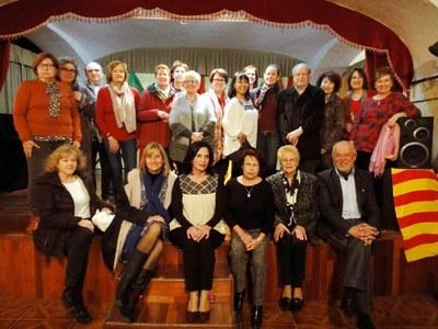 L'exposició 'Visions de dones' obre els actes de commemoració del Dia Internacional de la Dona
