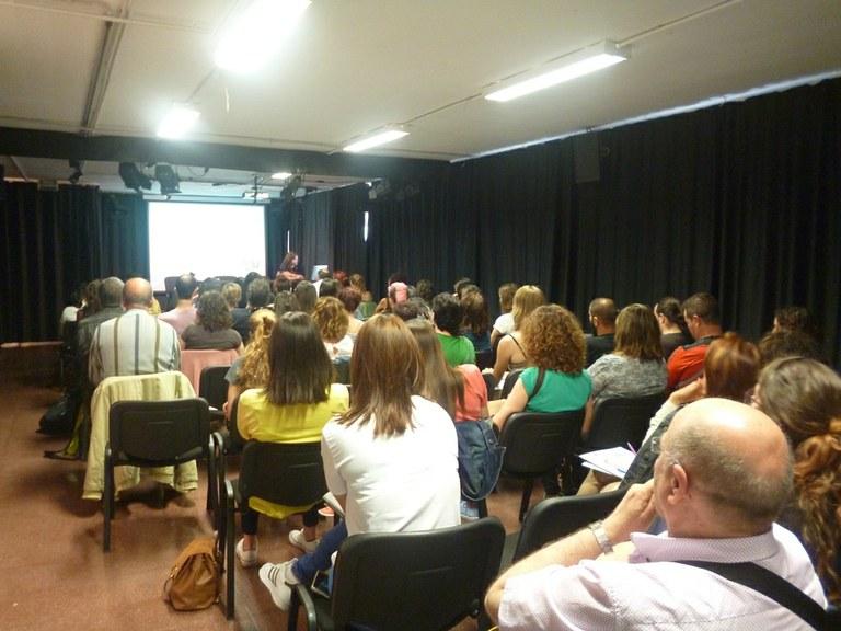 Una setantena de professionals assisteixen a la Jornada Tècnica sobre Salut i Joves