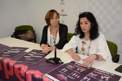 """La campanya """"Respecta'm"""" de prevenció de conductes sexistes estarà present en els Jocs Mediterranis"""