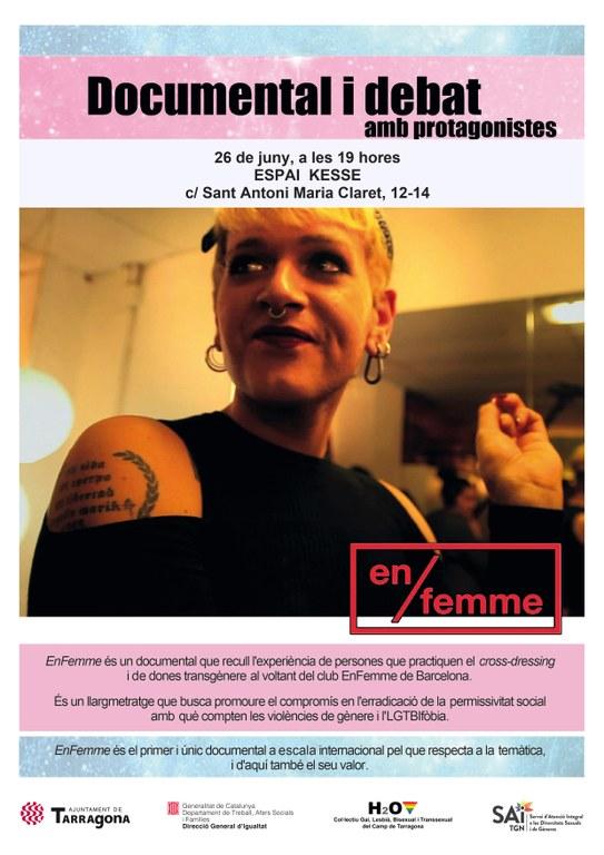 Tarragona commemora el Dia Internacional per l'Alliberament LGTBI