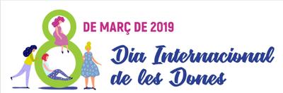 Actes de celebració del Dia Internacional de la Dona - 8 de març