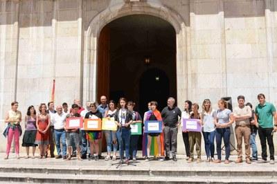 Divendres, 28 de juny, es va celebrar el Dia Internacional de l'Orgull LGTBI
