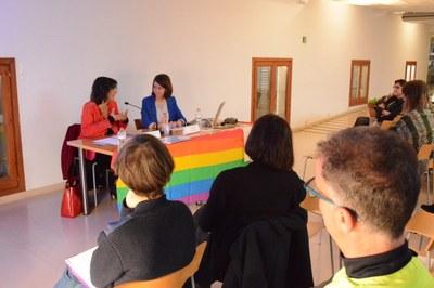 Jornada de sensibilització de la realitat trans en l'àmbit laboral