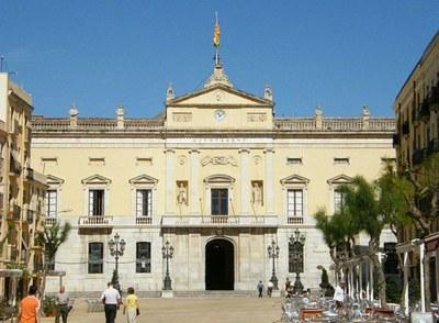 L'Ajuntament ja disposa d'un protocol sobre la utilització de banderes no oficials a la façana de l'Ajuntament