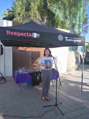 """La campanya """"Respecta"""" vol fomentar l'oci nocturn lliure de conductes sexistes"""