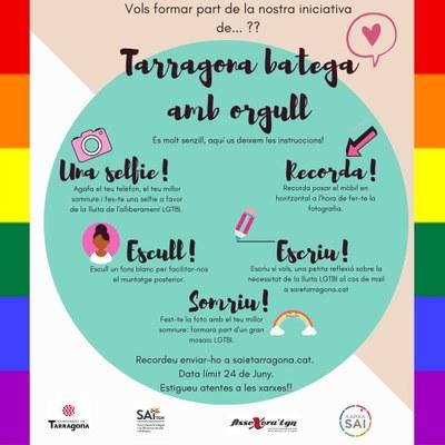 Diumenge es commemora el Dia Internacional de l'Orgull LGTBIQ