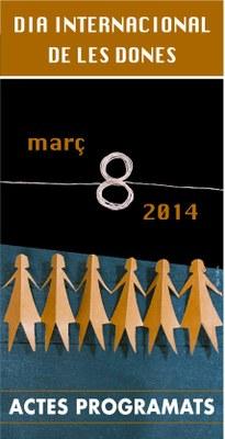 El pròxim dissabte 8 de març se celebra el Dia Internacional de les Dones