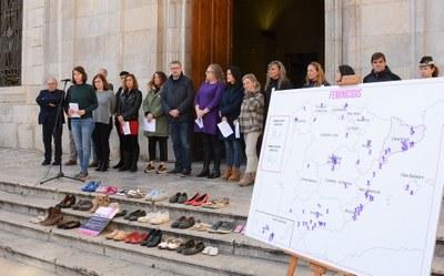 Avui és el Dia Internacional per l'Eliminació de la Violència envers les Dones