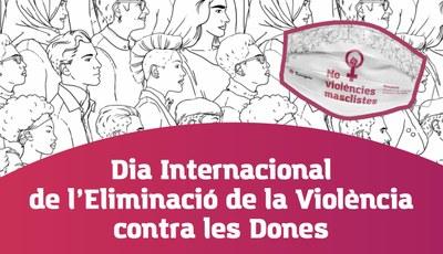 Tarragona commemora el Dia Internacional per a l'Eliminació de la Violència Masclista