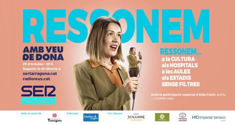 Torna 'Tarragona amb veu de dona'