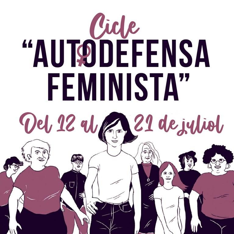 L'Ajuntament de Tarragona presenta un nou cicle d'autodefensa feminista
