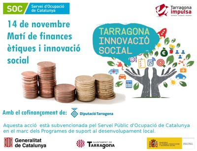 Matí de finances ètiques i innovació social
