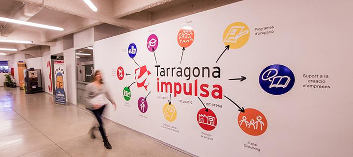 Jornades Tarragona Impulsa el teu projecte