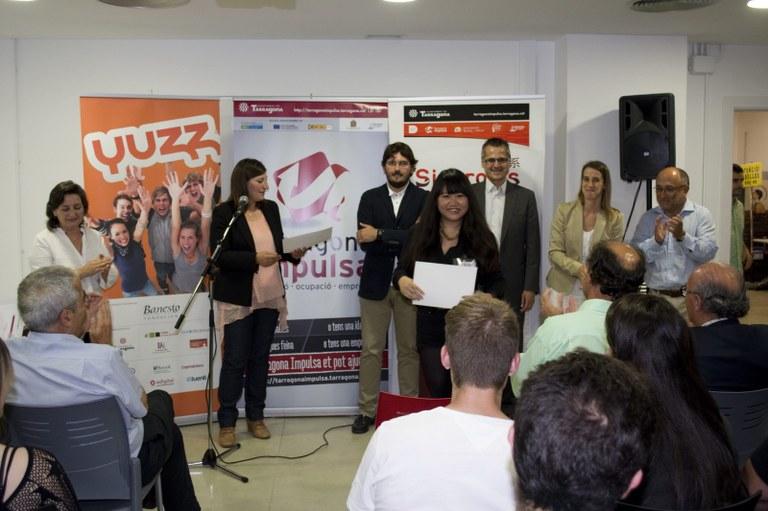 El talent emprenedor es troba al Tarragona Impulsa