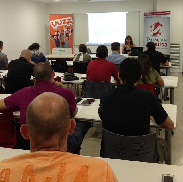 Tarragona Impulsa promou la cooperativa entre les persones interessades a crear una empresa