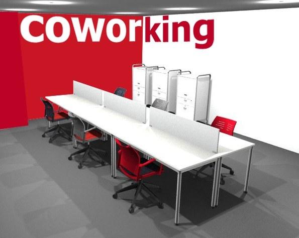 Nou servei de coworking per a emprenedors