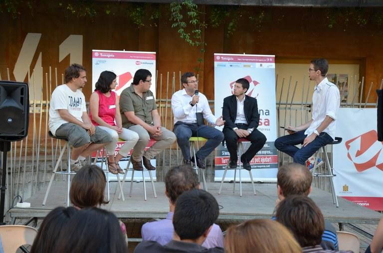 Consells per a emprendre, nous contactes i oportunitats al networking de Tarragona Impulsa