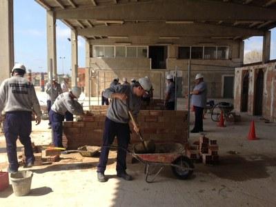 L'Ajuntament contracta 30 veïns de la Part Alta i Campclar