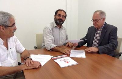 L'ajuntament de Tarragona i SECOT renoven l'acord de col·laboració per ajudar als emprenedors
